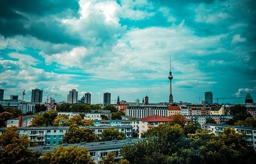 Berlijn  - werken in Berlijn