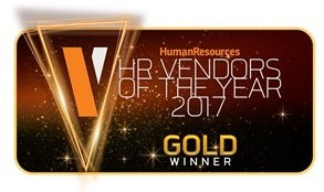 hr vendors or the year 2017 gold winner