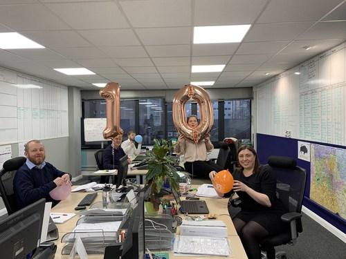 Joanne Crampton_10 Year Work Anniversary