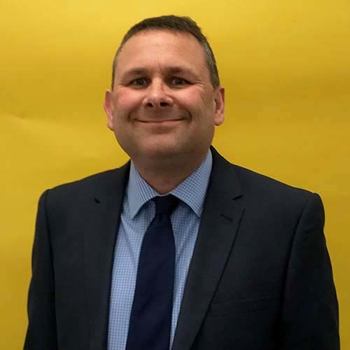 Andy Marr Key Account Manager