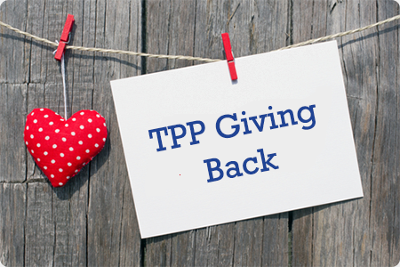 TPP Giving Back