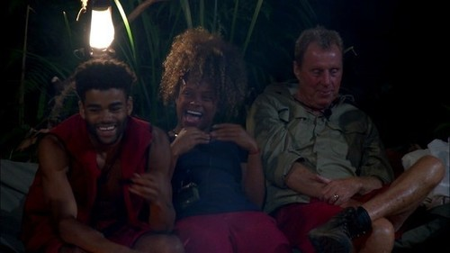 i'm a celebrity cast 2018 in camp