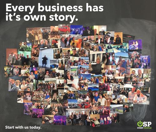 START PEOPLE STORY
