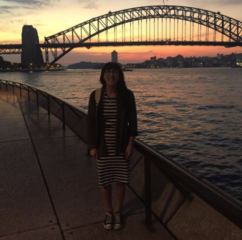UK Nurse working in Sydney