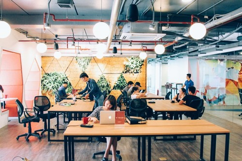 Benefits of access control in coworking spaces