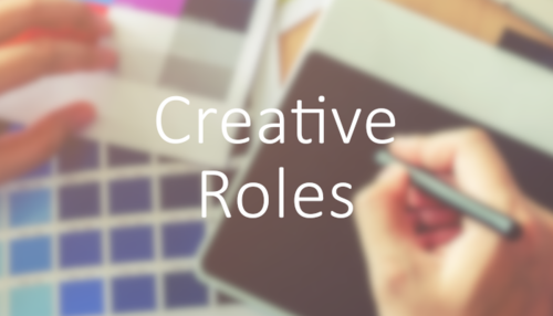 Specialists in recruiting creative jobs including graphic designers and content writers