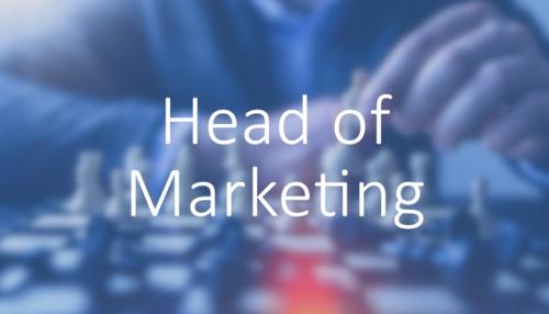 Marketing Jobs in professional bodies: Head of Marketing