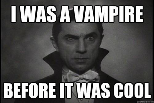 vampire meme