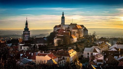 Altstadt in Prag - Leben und Arbeiten in Tschechien