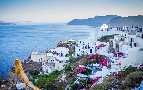 Marina in Greece - Work in Greece