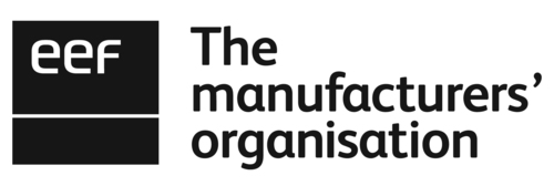 EEF; the manufacturers' organisation, logo