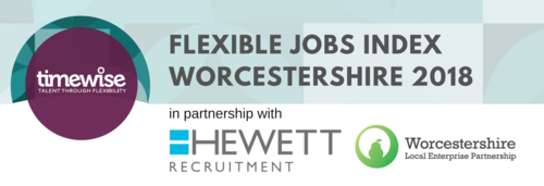 Timewise workshop Hewett Recruitment