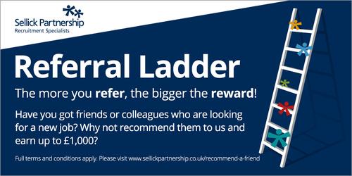 Referral Ladder