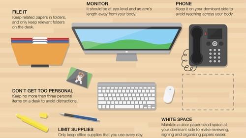 Office Desks - MyWorld Careers