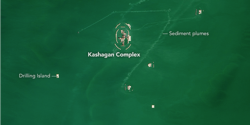 Kashagan Fields - $116Bn