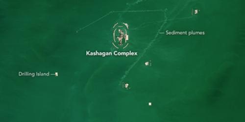 Kashagan Fields - $116Bn