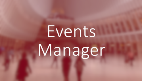 Marketing Events Manager - Marketing jobs in construction