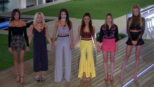 love island 2017 girls