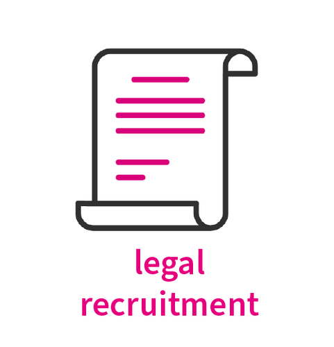 legal recruitment for the creative industries