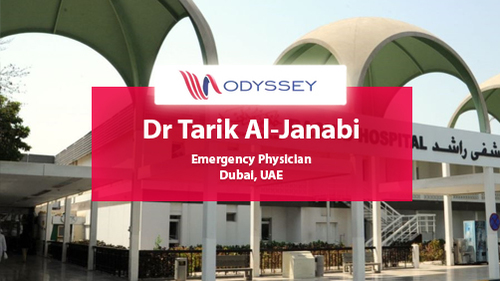 Case Study Dr Tarik Al Janabi Emergency Physician UAE