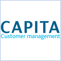 Company Logo Image, Business working with Search Consultancy, Capita Customer Management