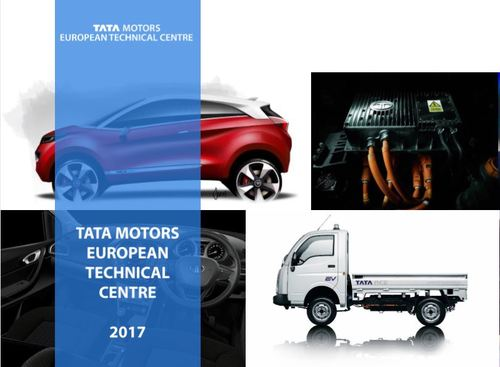 ... design and engineering, TMETC provides research and development principally for Tata Motors but also for selected partners in the automotive industry.