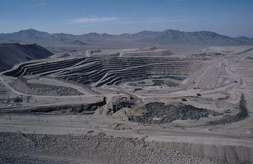 Chuquicamata-mines