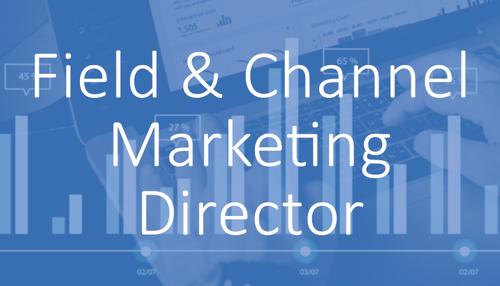 Software & Technology Marketing Jobs - Field & Channel Marketing Director Job