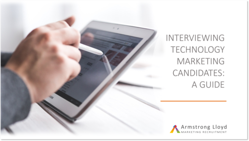 A guide to interviewing marketing technology candidates