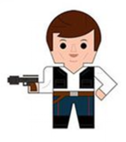 star wars character icon