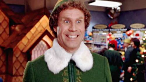 christmas film elf