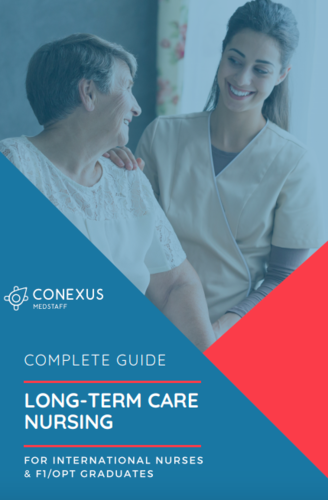 Seven qualities of a good nursing home nurse leads to our new download, the Guide to Long-Term Care Nursing Jobs.