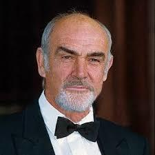 Sean Connery who used to be a HGV Driver