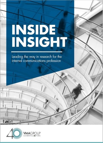 VMAGROUP Inside Insight Report front cover