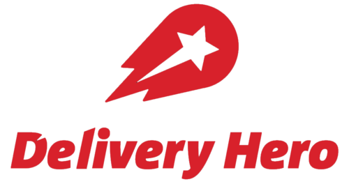 Delivery hero logo - a client of Sphere International Recruitment, specialists in digital recruitment globally