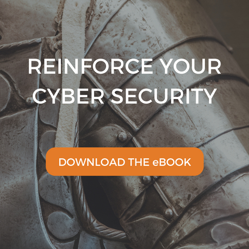 Download the latest eBook from Volcanic on Cyber Security and Data Protection