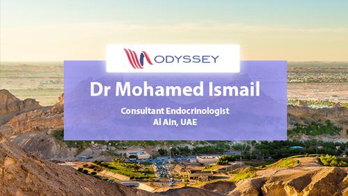 Case Study Dr Mohamed Ismail Endocrinrologist UAE