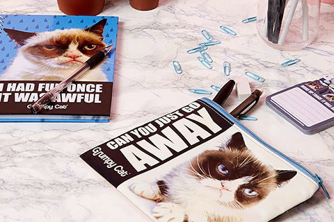Image of: Book Grumpy Cat Merchandise At Primark Stores Will Launch This Month With Range Of Apparel Accessories And Homewares Imdb Primark To Sell Official Grumpy Cat Merchandise Retail Gazette