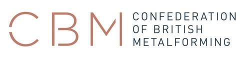 Confederation of British Metalforming (CBM) Logo