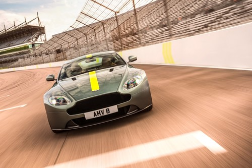 The First Hardcore Aston Martin Has Been Unveiled Autolink - Aston martin db9 manual transmission