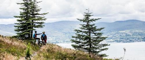 Fahrradtour durch Nordirland - Leben und Arbeiten im Ausland