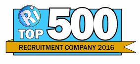 Top 500 recruitment company 2016