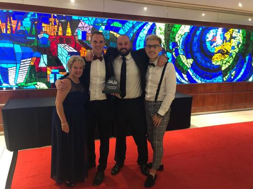 Vetro Recruitment at Fast Growth 50 Awards