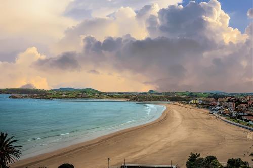 Küstenlandschaft in Suances - Leben und Arbeiten in Spanien