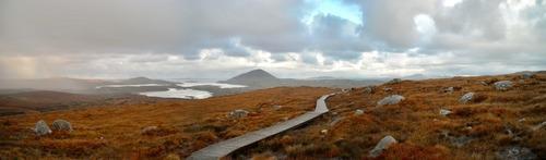 Panorama Irland - Leben und Arbeiten in Irland