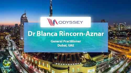 Case Study Dr Blanca Rincorn Aznar GP UAE