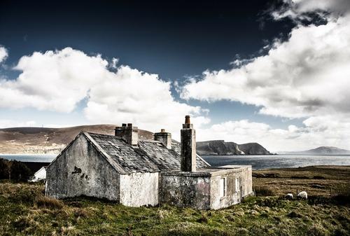 Haus am Meer in Irland - Leben und Arbeiten in Irland