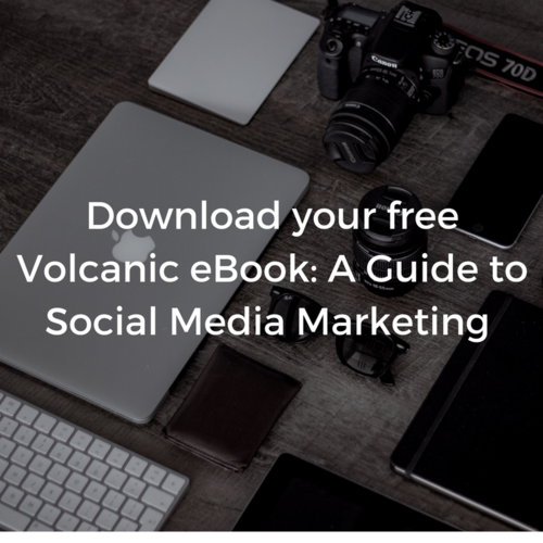 "Be sure to download our free eBook ""A Guide to Social Media Marketing"", just for recruiters"
