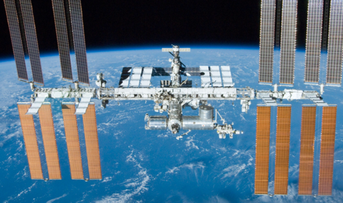 The International Space Station - $150bn