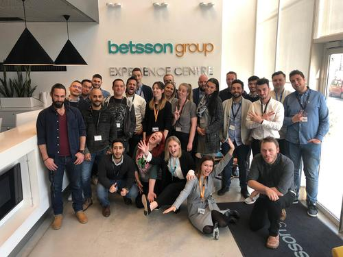 Betsson group people